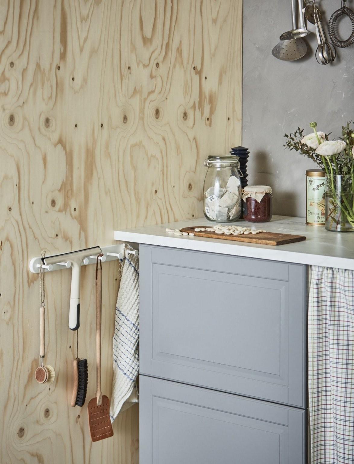 Ikea Haken Küche von Faktum Und Metod Kombinieren Bild