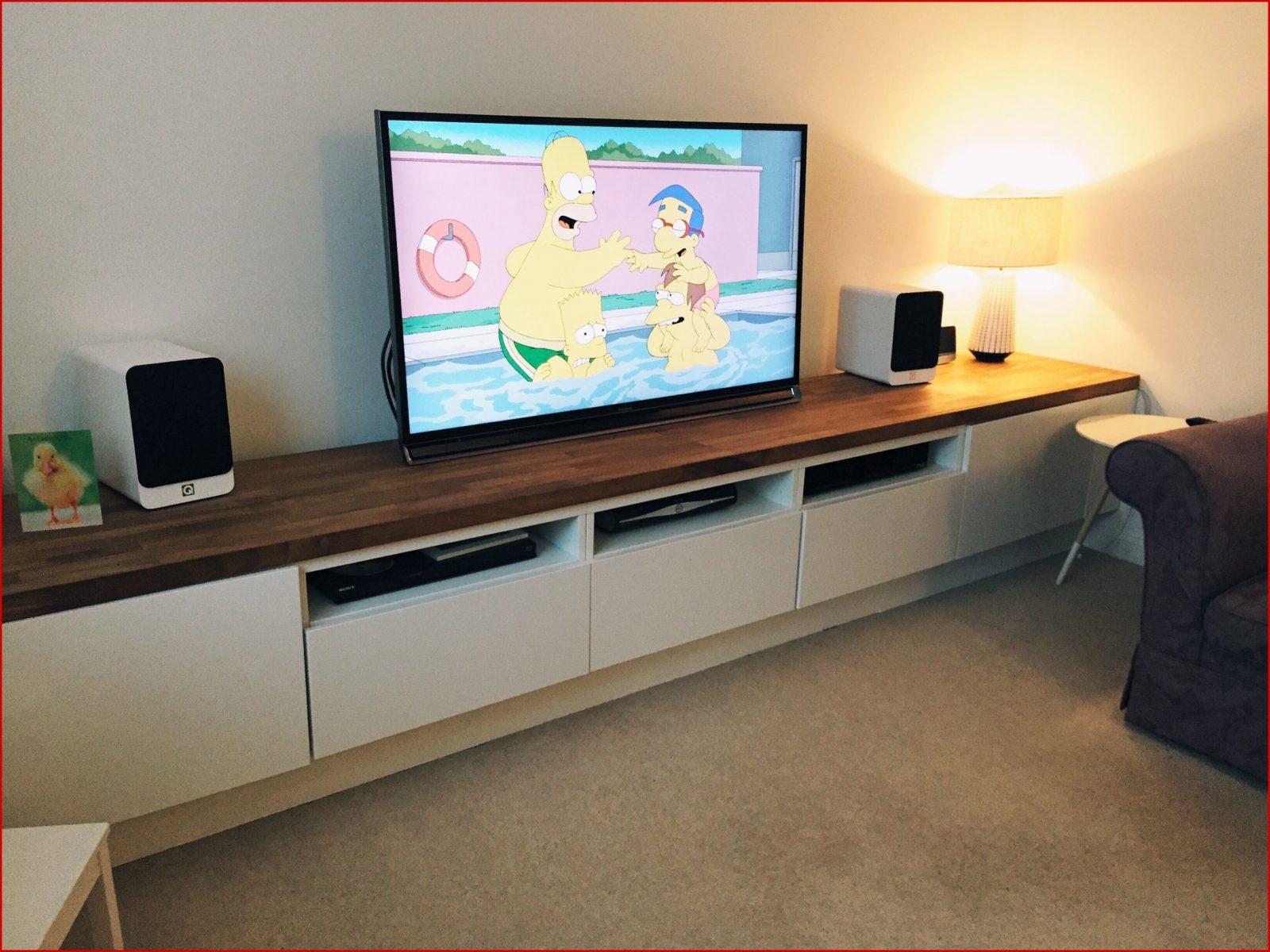 Ikea Tv Bank Besta von Besta Tv Bank Weiß Bild