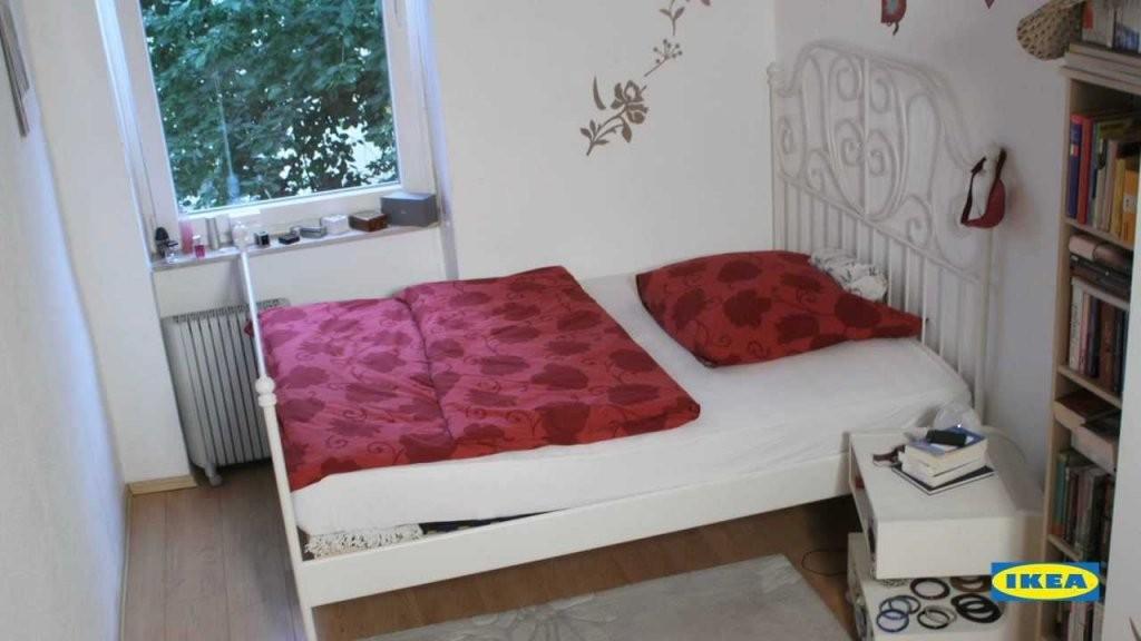 Ikea Verwirklicht Ideen Schlafzimmer Mit Ausstrahlung  Youtube von Zimmer Einrichten Ideen Ikea Bild