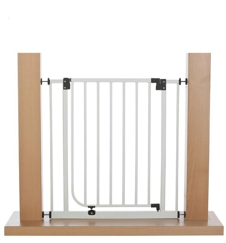Impag Türschutzgitter Easystep Hier Versandkostenfrei Kaufen von Treppenschutzgitter Zum Klemmen Ikea Bild