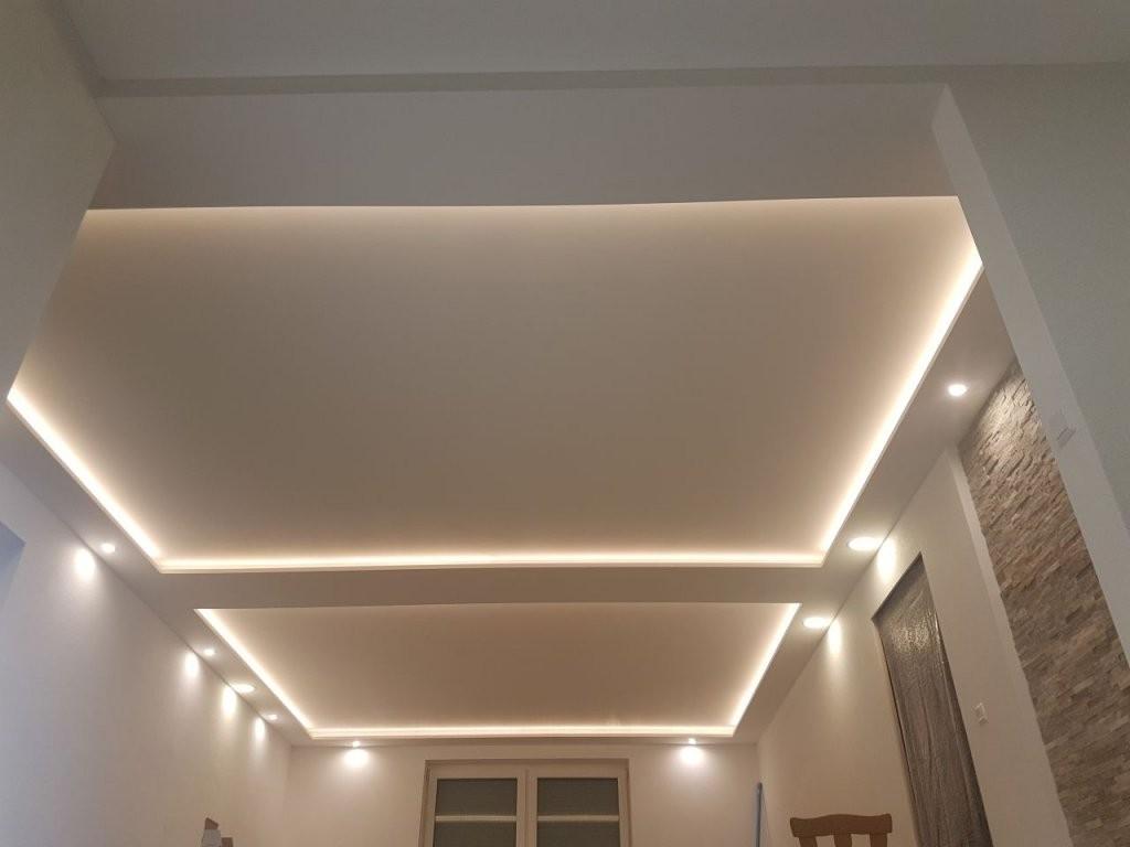 Indirekte Beleuchtung  Bauanleitung Zum Selberbauen  12Do von Indirekte Deckenbeleuchtung Selber Bauen Bild