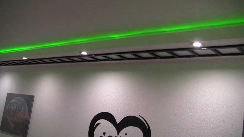 Indirekte Beleuchtung Selber Bauen  Youtube von Indirekte Wandbeleuchtung Selber Bauen Photo