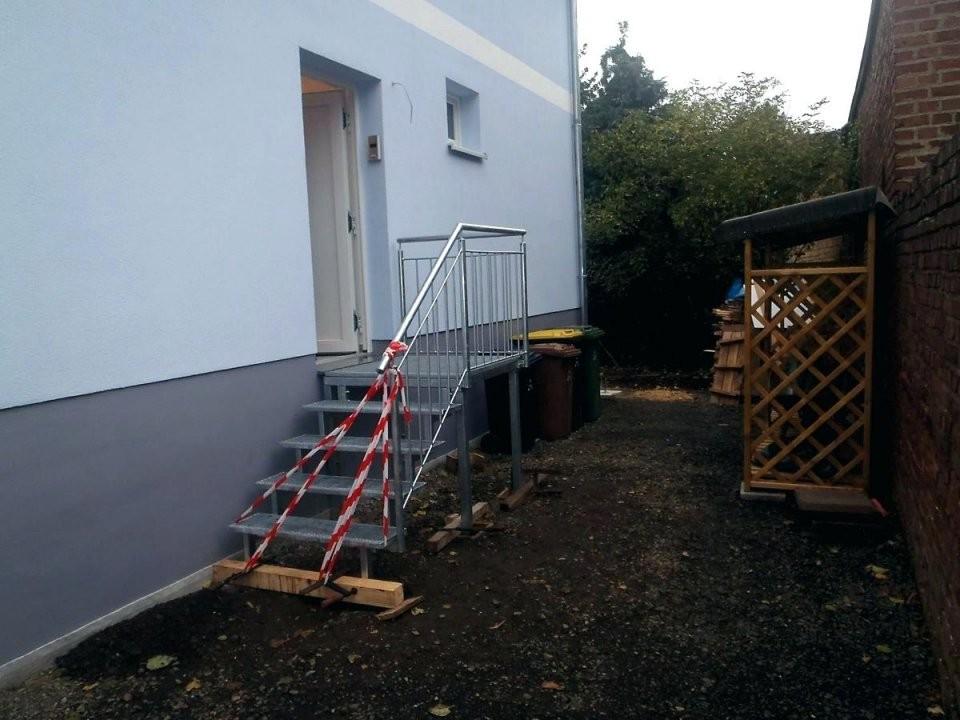 Innenarchitektur Stahltreppe Selber Bauen von Anbaubalkon Holz Selber Bauen Bild