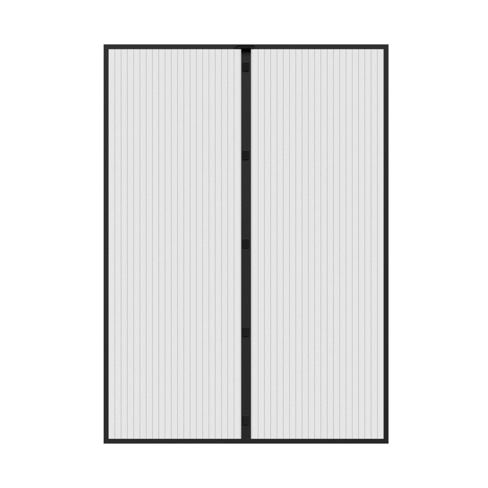 Insektenschutz Vorhang Türen Magnet Magnetvorhang Netz Fliegengitter von Insektenschutzvorhang Für Türen Mit Magnet Bild