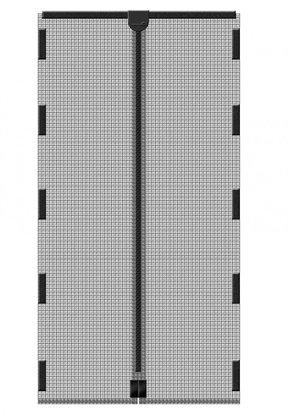 Insektenschutzmagnetvorhang  Alfred Schellenberg Gmbh von Insektenschutzvorhang Für Türen Mit Magnet Photo