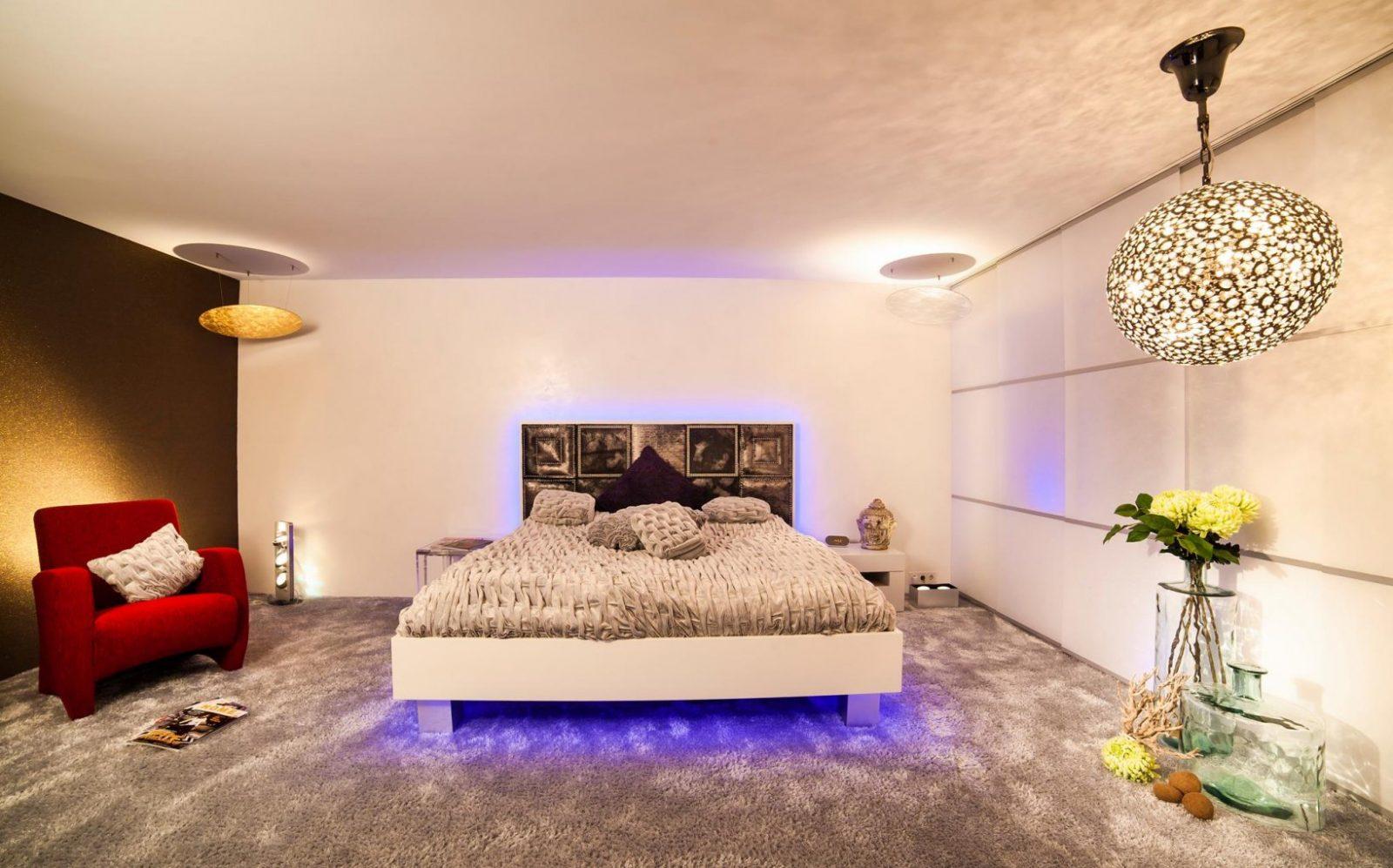 Inspiration Für Lichtdesign  Hwz von Beruhigende Bilder Fürs Schlafzimmer Photo