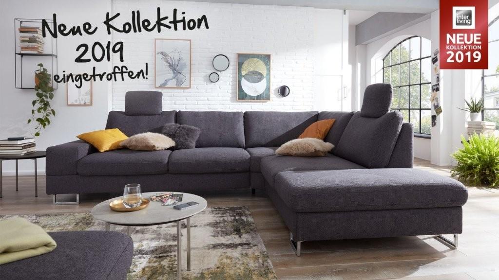 Interliving Sofa Serie 4302  Interliving von Anthrazit Couch Wohnzimmer Farbe Photo