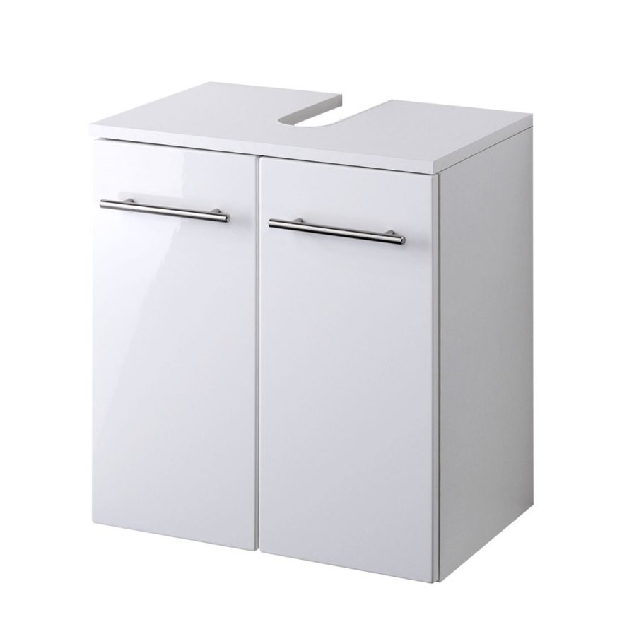 Jetzt Bei Home24 Waschbeckenunterschrank Von Giessbach  Home24 von Badezimmer Unterschrank 50 Cm Breit Photo