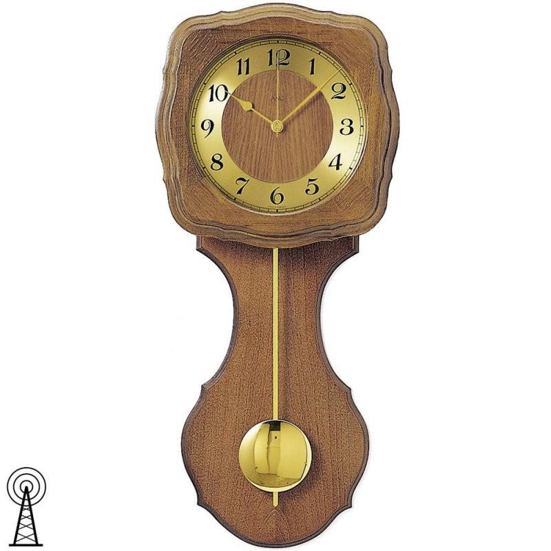 Jilemo Juwel Uhren  Schmuck  Ams 51624 Wanduhr Funk Funkwanduhr von Wohnzimmer Uhren Mit Pendel Bild