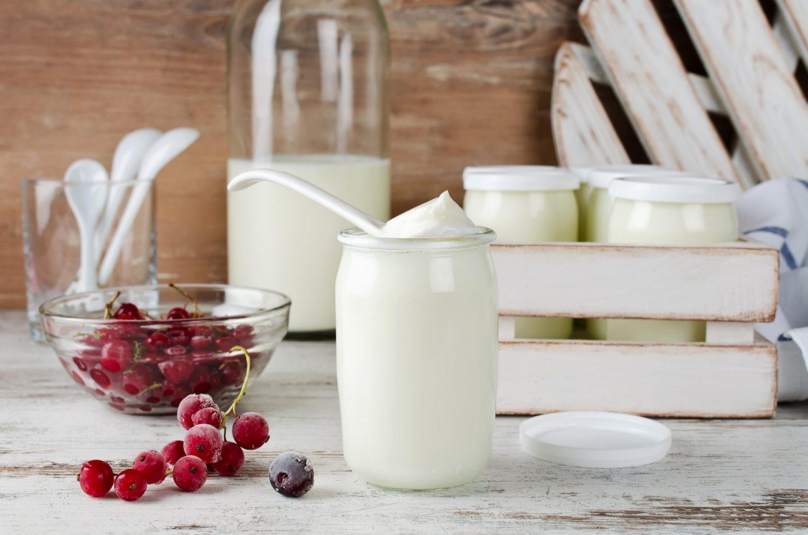 Joghurt Selber Machen So Gelingt Es Mit Und Ohne Maschine  Brigitte von Joghurt Selber Machen Ohne Maschine Photo