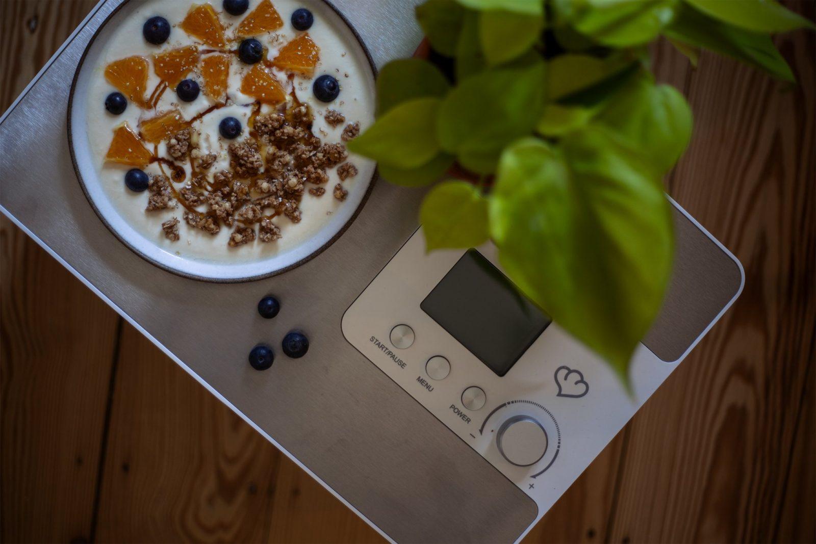 Joghurt Selber Machen (Vegan)  Vegan Mom von Joghurt Selber Machen Vegan Photo