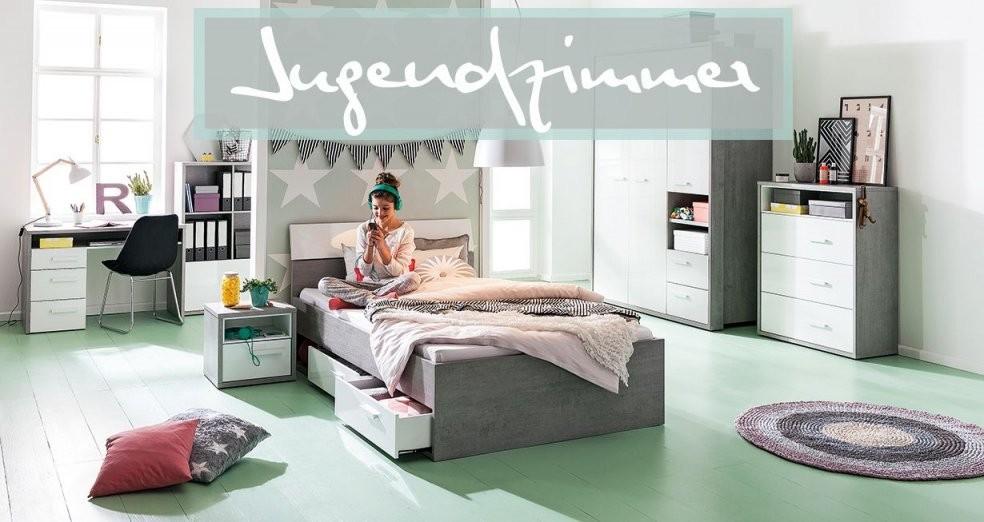 Jugendzimmer Für Mädchen Und Jungen Komplett Einrichten Ideen  Tipps von Jugendzimmer Mit Dachschräge Gestalten Bild