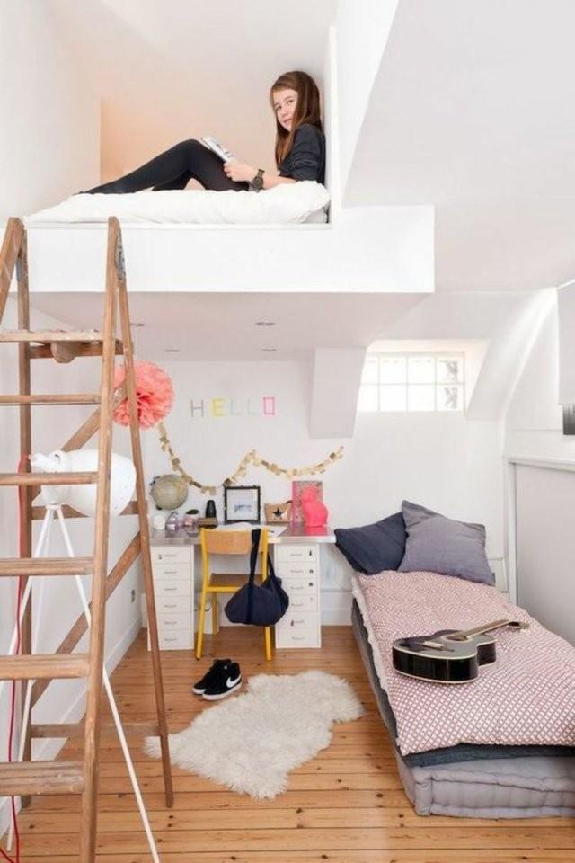 Jugendzimmer Ideen So Gestalten Sie Ein Jugendendzimmer  Kids von Ideen Für Jugendzimmer Mädchen Photo