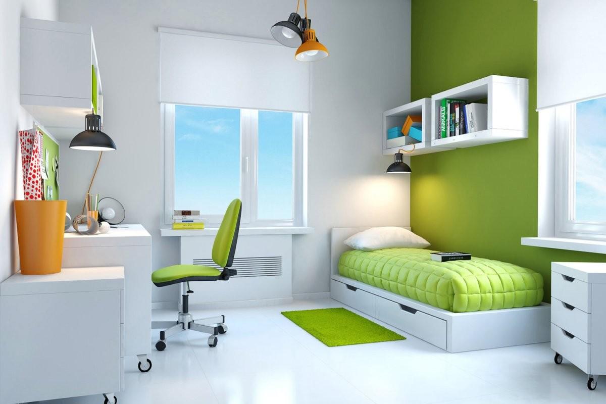 Jugendzimmer Streichen  Neue Farbe Muss Her  Heimhelden von Jugendzimmer Ideen Für Kleine Zimmer Bild