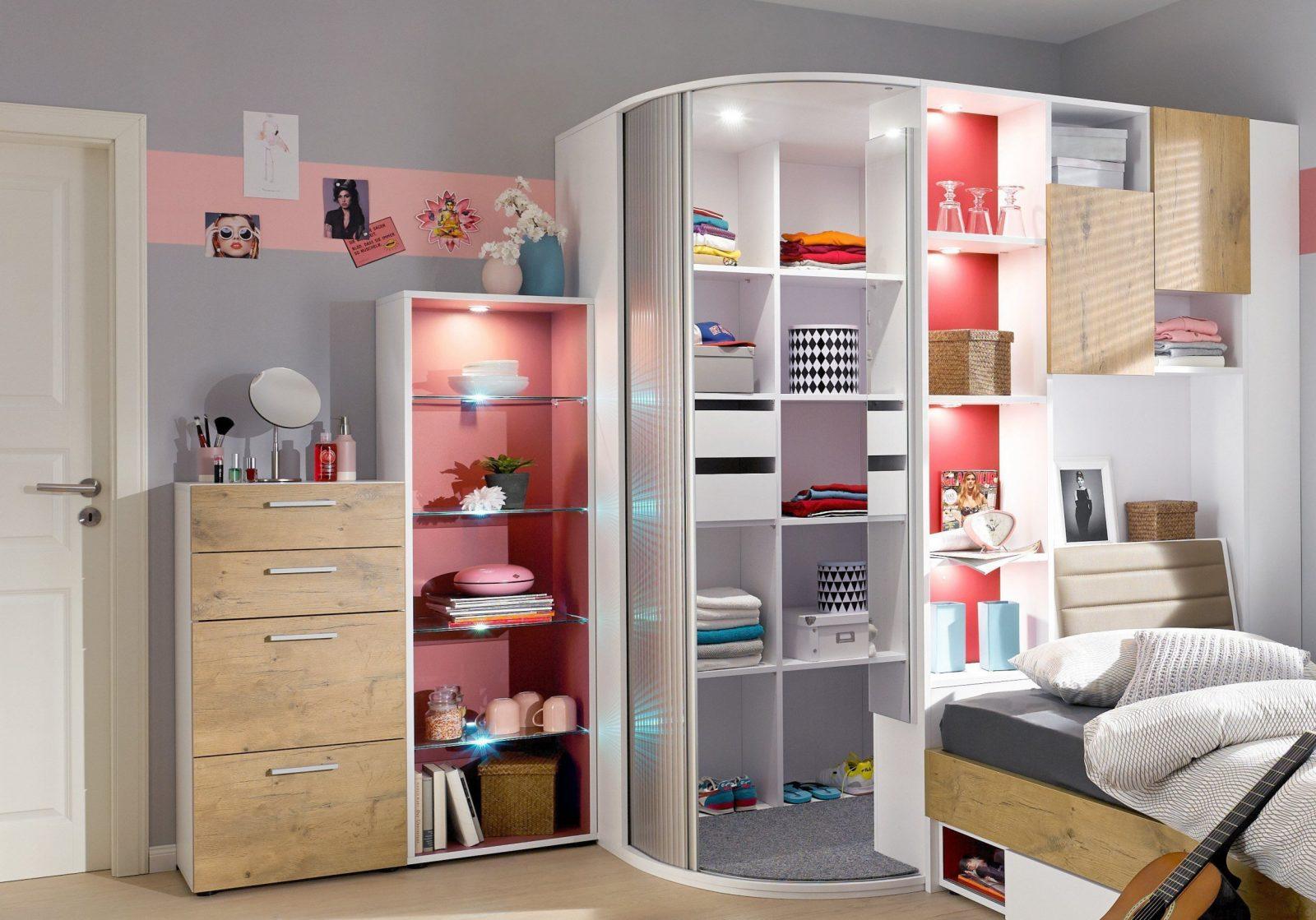 Jugendzimmer Von Rudolf High 5  Eckschrank  Liege  Möbel Letz von Jugendzimmer Mit Begehbarem Schrank Photo