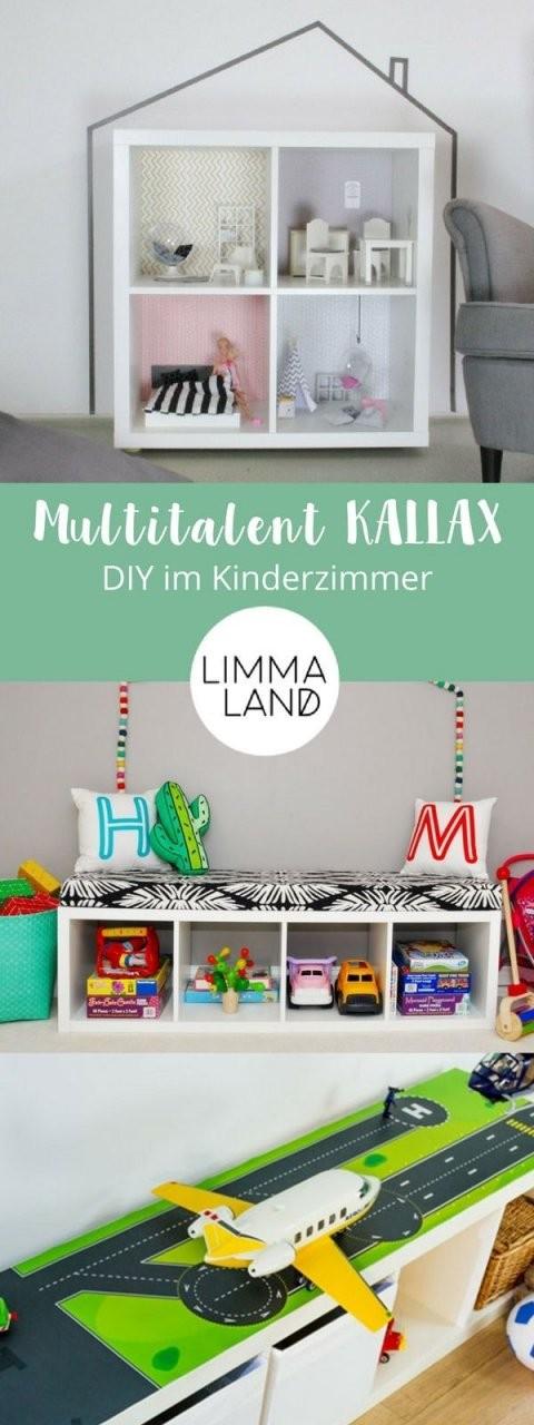 Kallax Ideen Für Das Kinderzimmer Diy Mit Den Limmaland Klebefolien von Ikea Regal Kallax Ideen Bild