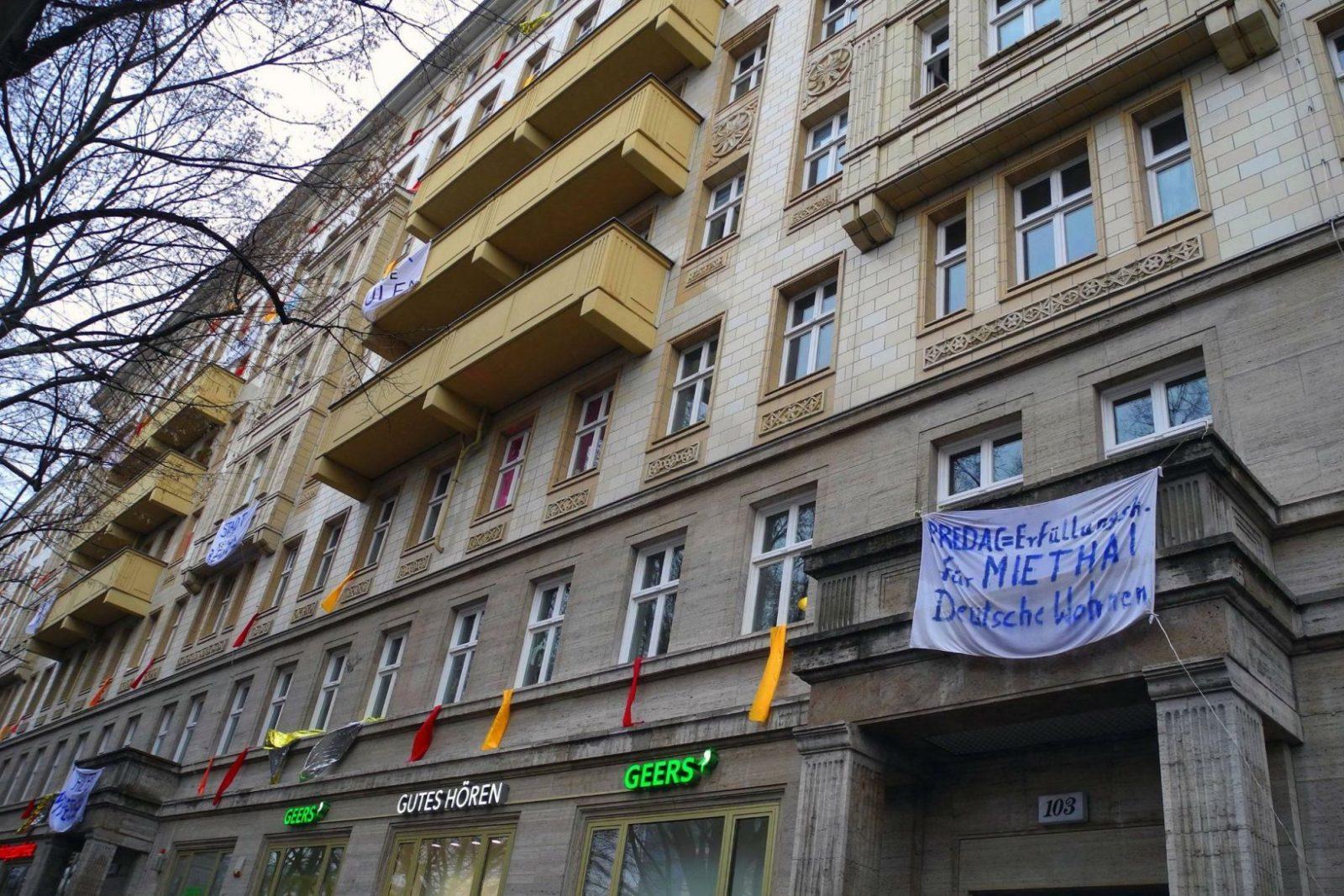 Karlmarxallee In Berlin Komplettverkauf An Deutsche Wohnen Ist von Wohnung Kaufen Frankfurt Von Privat Bild