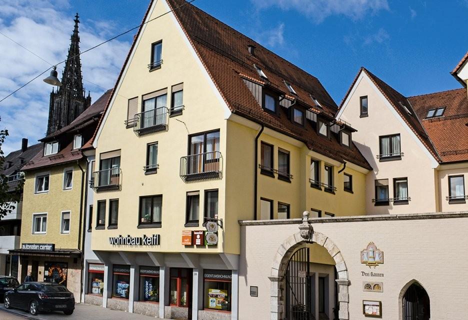 Keifl Gruppe Wohnbau  Immobilien In Ulm Qualität Und Innovation von Wohnung Kaufen Ulm Mitte Photo