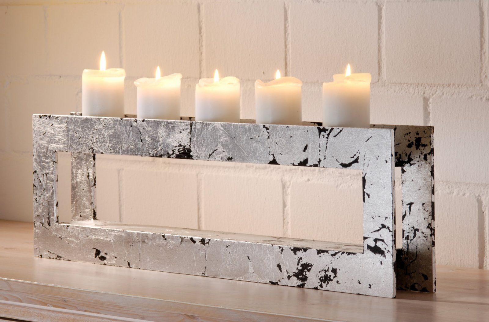 Kerzenhalter Selber Machen  Selbst von Holz Kerzenständer Selber Machen Photo