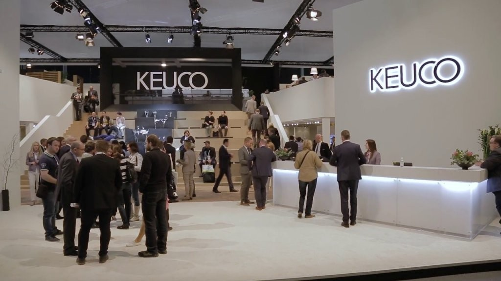 Keuco Ish 2017  Youtube von Keuco Edition 11 Einhebel Waschtischmischer Bild