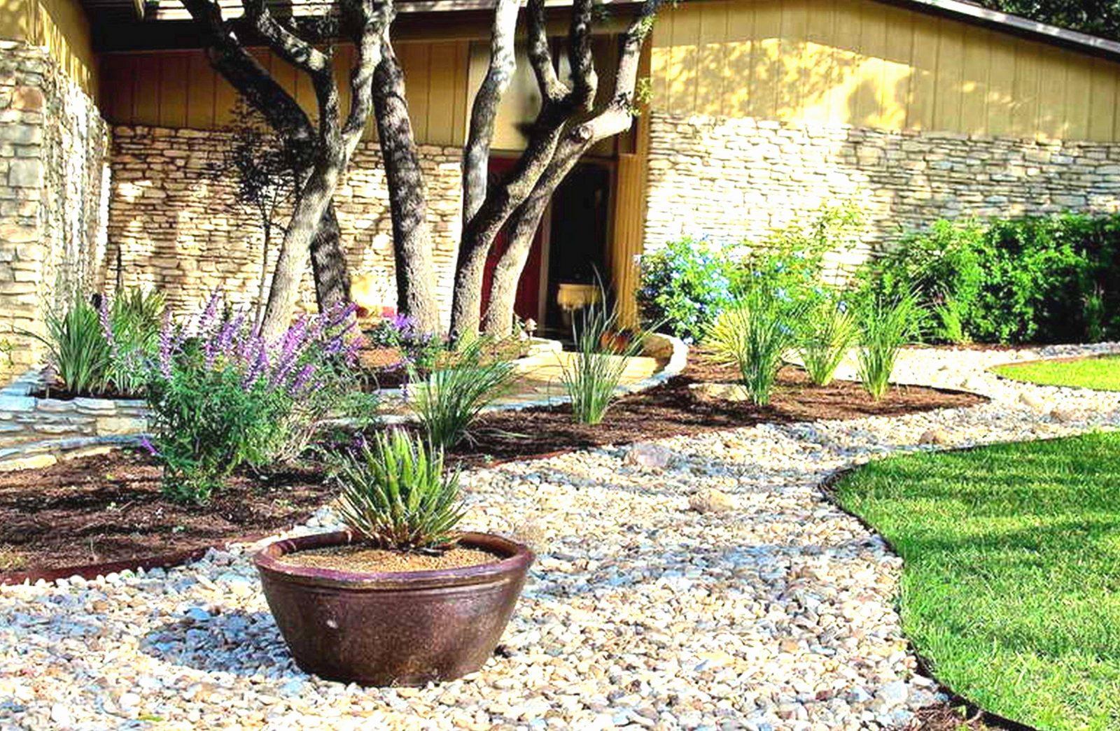 Kieselsteine Garten Bilder Genial Gartengestaltung Mit Kies Und Moos von Garten Mit Kies Bilder Bild