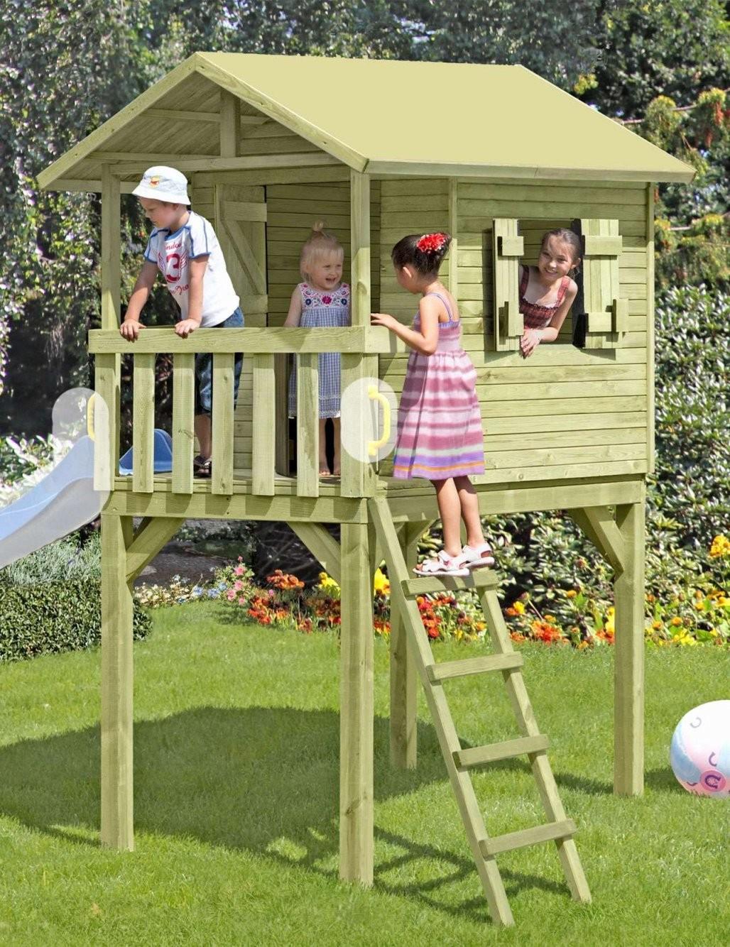 Kinder Holzhaus Garten Das Beste Von Kinder Gartenhaus Selber Bauen von Kinder Holzhaus Selber Bauen Bild