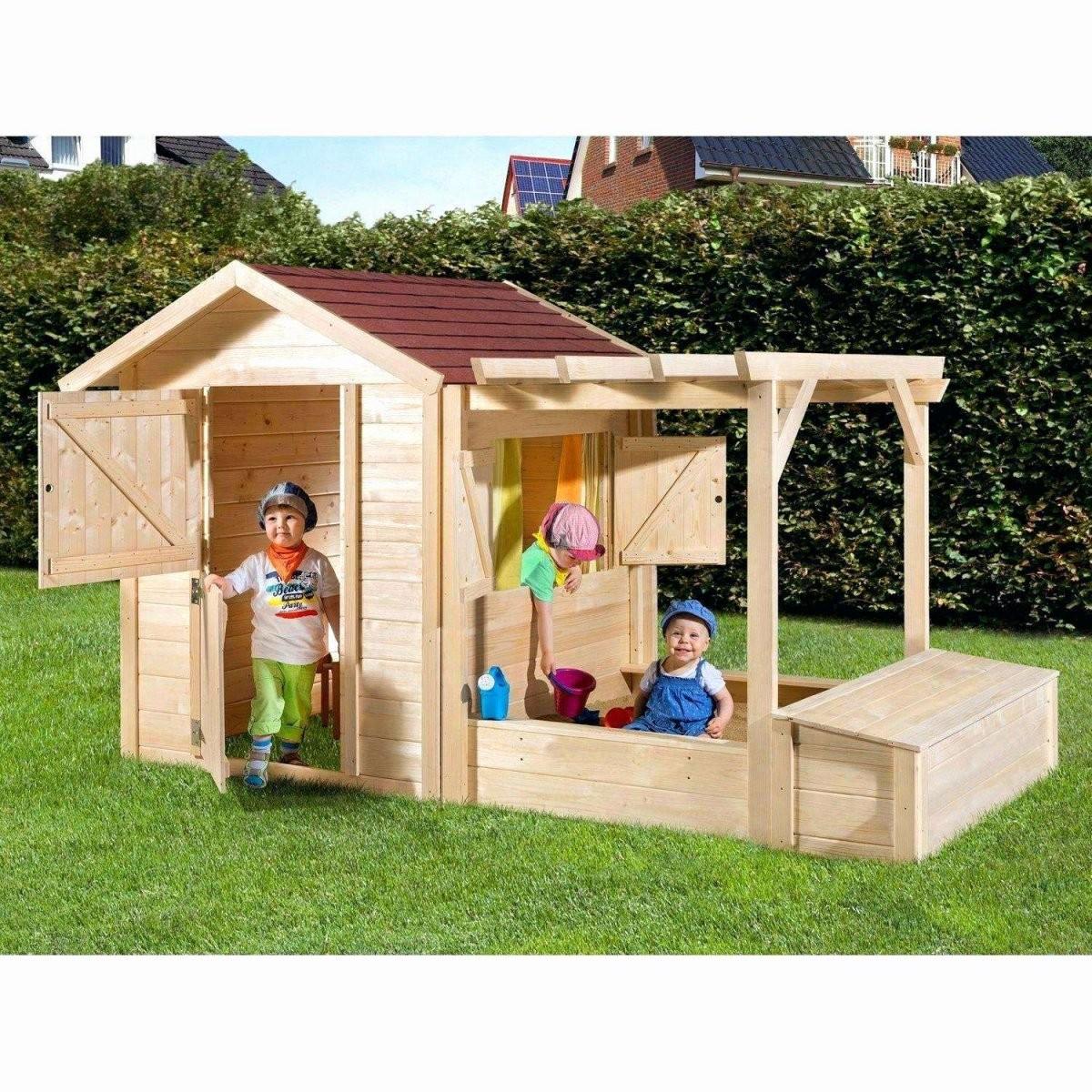 Kinder Holzhaus Garten Schön Kinder Gartenhaus Selber Bauen Elegant von Kinder Holzhaus Selber Bauen Photo