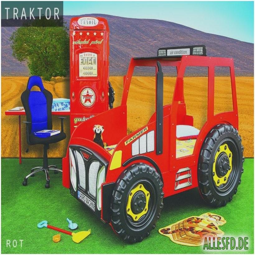 Kinderbett Auto Traktor – Einzigartige Bett Traktor Bett Mit Traktor von Kinderbett Selber Bauen Auto Photo