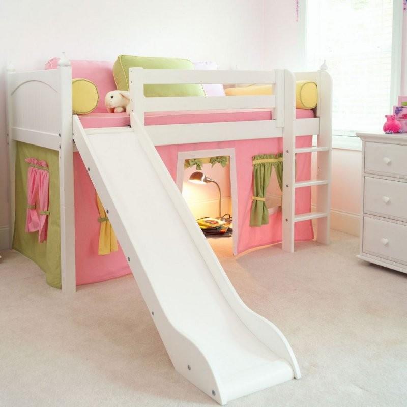 Kinderbett Bauen Bauanleitungen Für Hochbett Etagenbett Spielbett von Prinzessin Bett Selber Bauen Bild