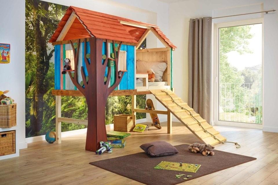Kinderbett Selber Bauen  Anleitung Von Hornbach von Kinderbett Selber Bauen Haus Photo