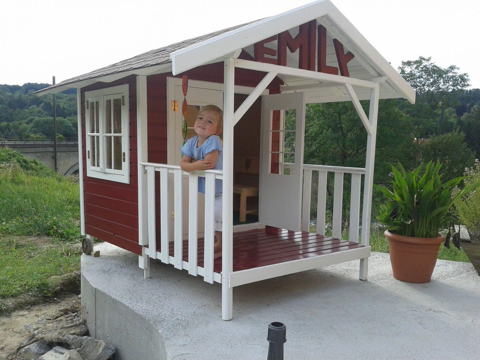 Kinderhaus Bauanleitung Zum Selber Bauen  Heimwerkerforum  Play von Spielhaus Kinder Selber Bauen Photo
