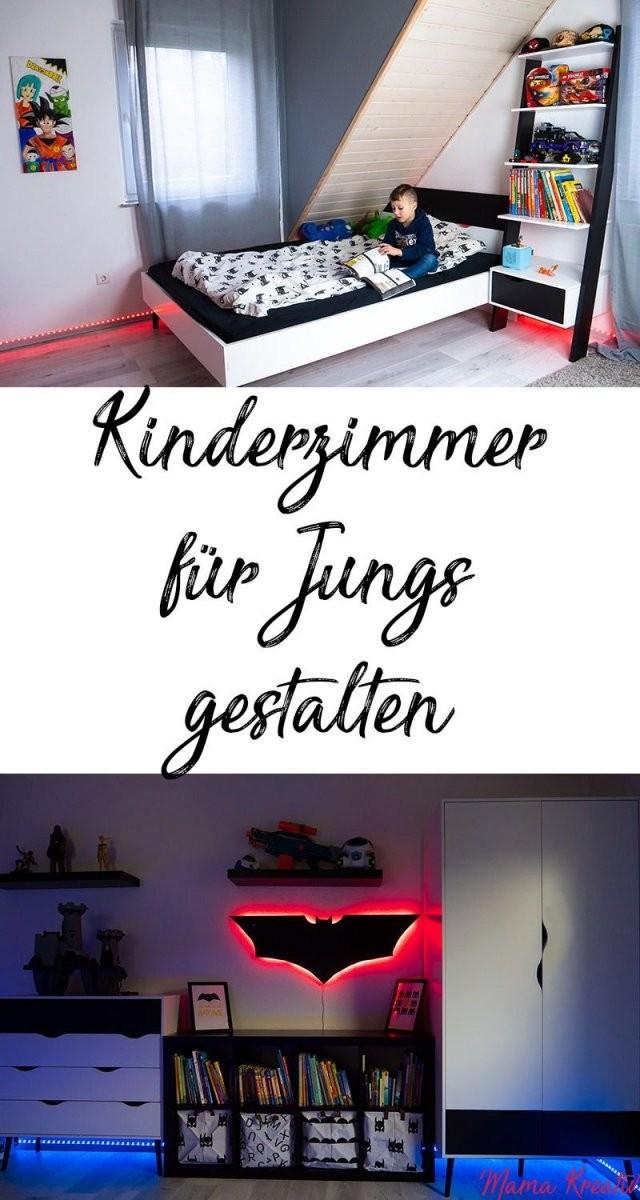 Kinderzimmer Für Jungs Gestalten Tipps Und Ideen  ♥ Mama Kreativ von Kinderzimmer Für Jungs Gestalten Photo