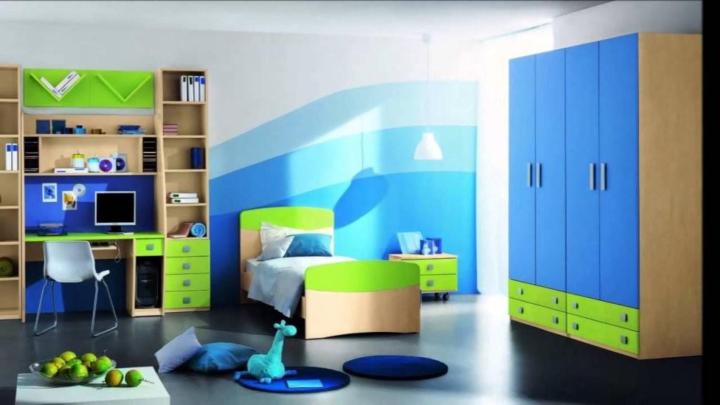 Kinderzimmer Mit Dachschräge Für Jungen  Youtube von Kinderzimmer Für Jungs Gestalten Bild