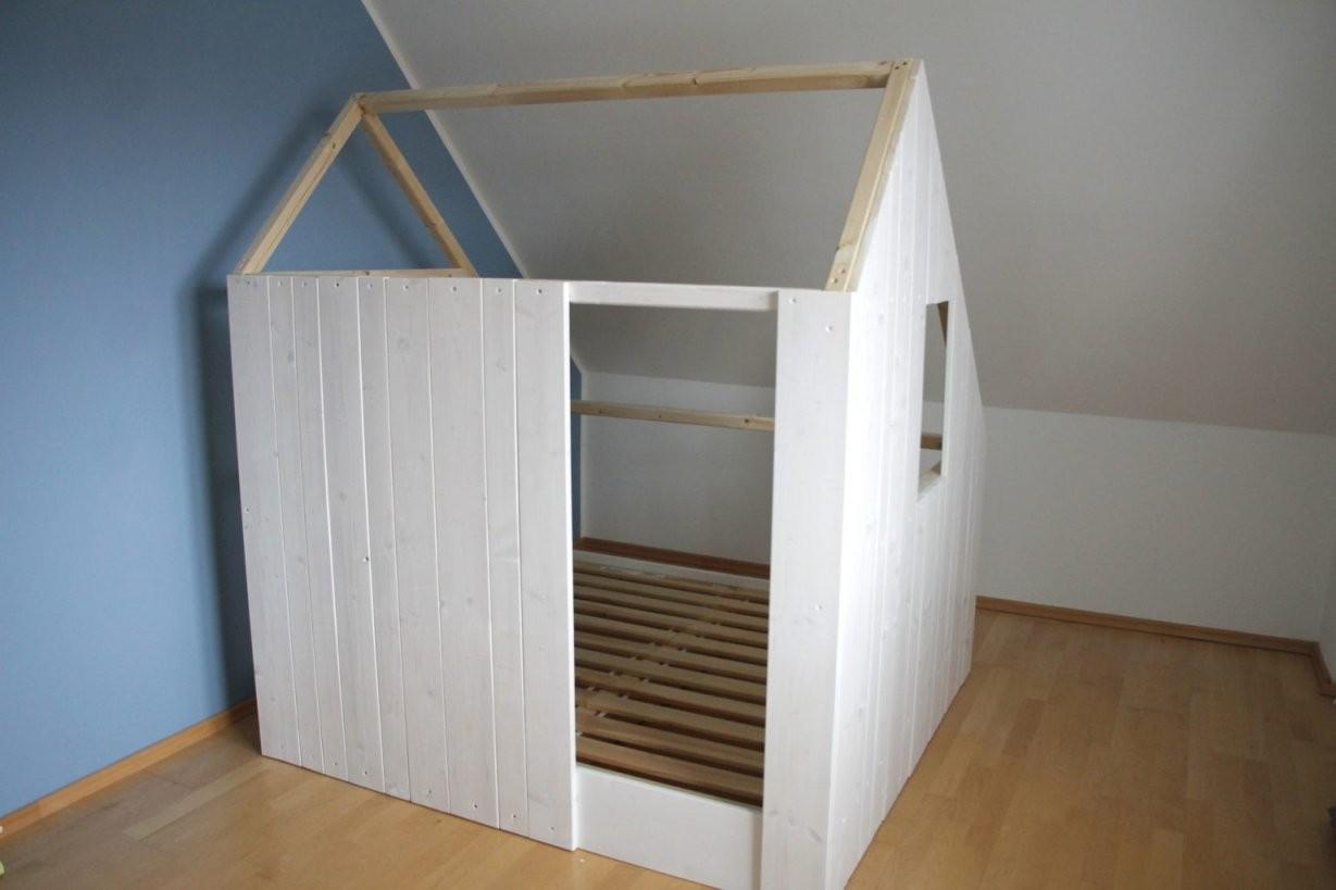 Kinderzimmerspielhaus Selber Bauen Holzprojekt Für Anfänger Und von Holz Spielhaus Selber Bauen Photo