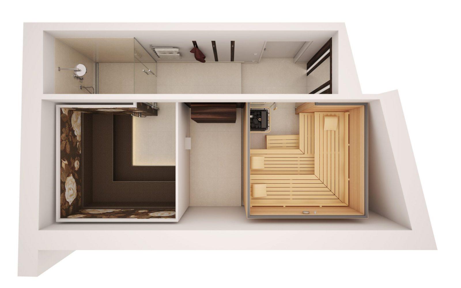 Klafs Planungsideen von Sauna Im Keller Einbauen Photo