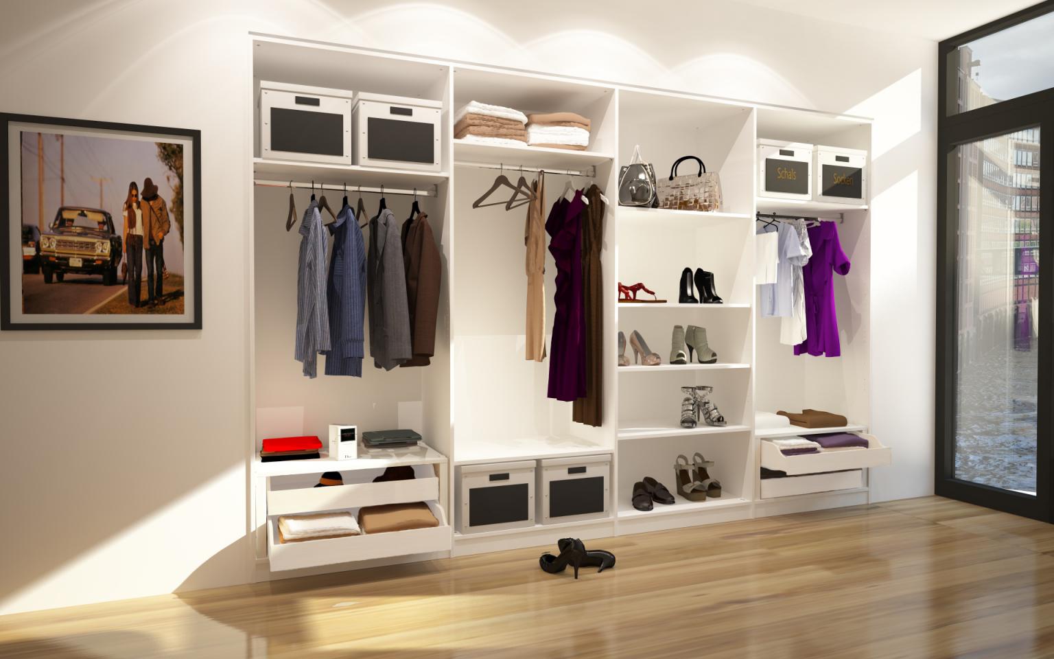 Kleiderschrank Selber Bauen  Meine Möbelmanufaktur von Eckschrank Selber Bauen Bauanleitung Photo