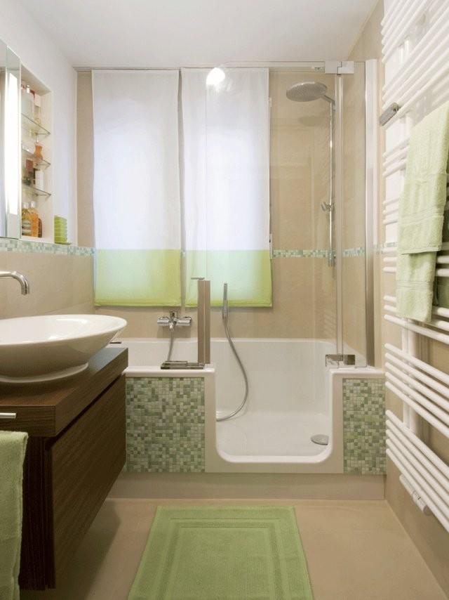 Kleine Bäder Gestalten ▷ Tipps  Tricks Für's Kleine Bad  Bauen von Badezimmer Auf Kleinem Raum Photo