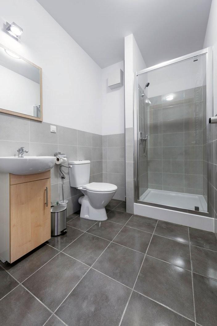 Kleine Badezimmer  Ideen  Gestaltungstipps von Kleines Bad Große Fliesen Photo