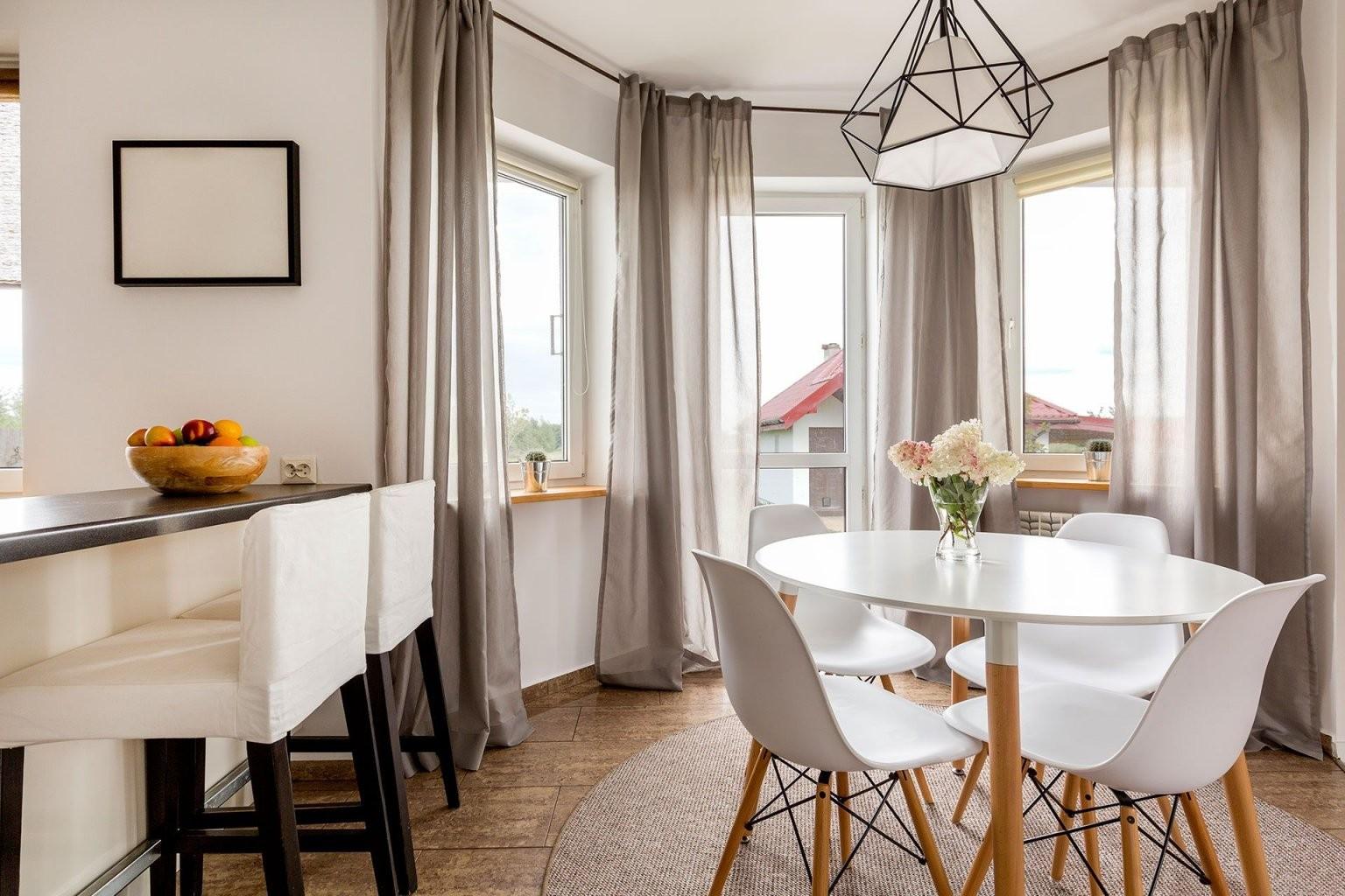 Kleine Fenster Gardinen Küche Vorhang Ideen Badezimmer Fenster von Vorhang Ideen Für Kleine Fenster Bild