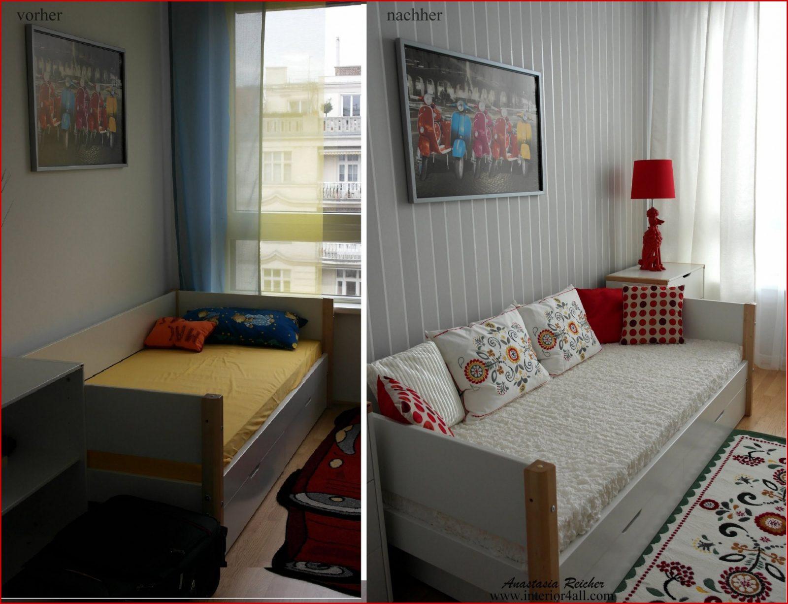Kleine Jugendzimmer Einrichten  Cheapbohemian von Kleine Jugendzimmer Optimal Einrichten Bild