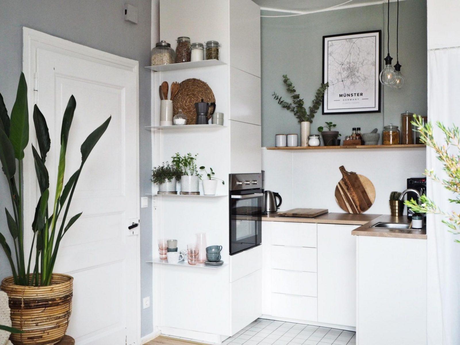 Kleine Küchen Größer Machen So Geht's von Kleine Küche Gestalten Ideen Photo