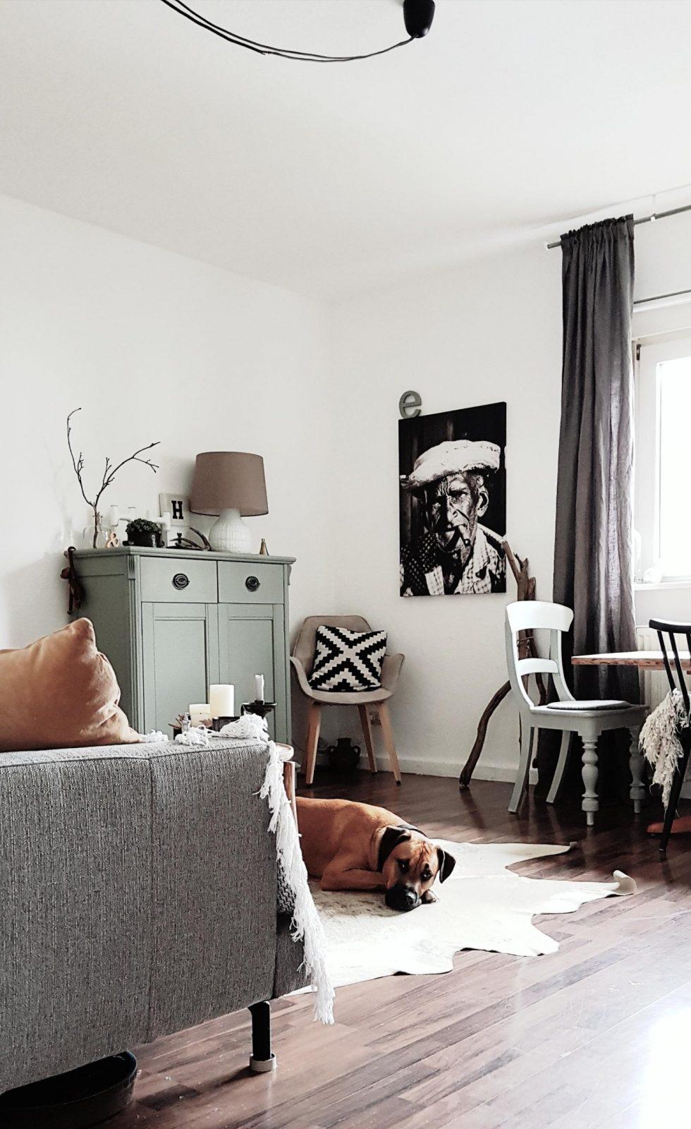 Kleine Räume Größer Machen So Geht's von Wohn Und Esszimmer Kleiner Raum Bild