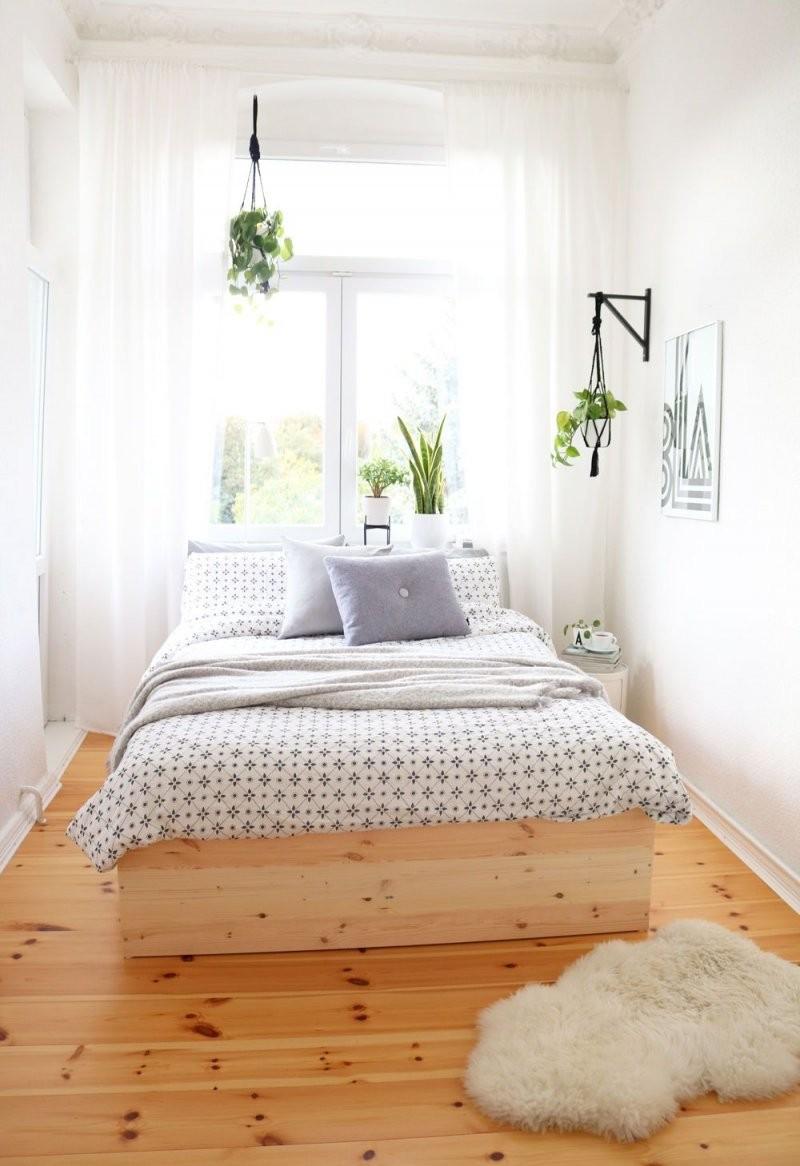 Kleine Schlafzimmer Einrichten  Gestalten von Schlafzimmer Ideen Kleine Räume Photo