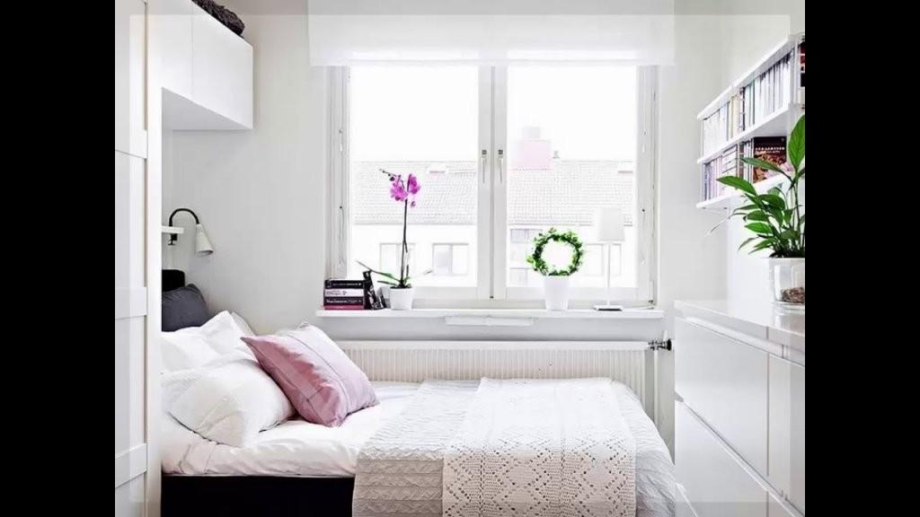 Kleine Schlafzimmer Ideen Ikea  Youtube von Ideen Für Kleine Schlafzimmer Photo