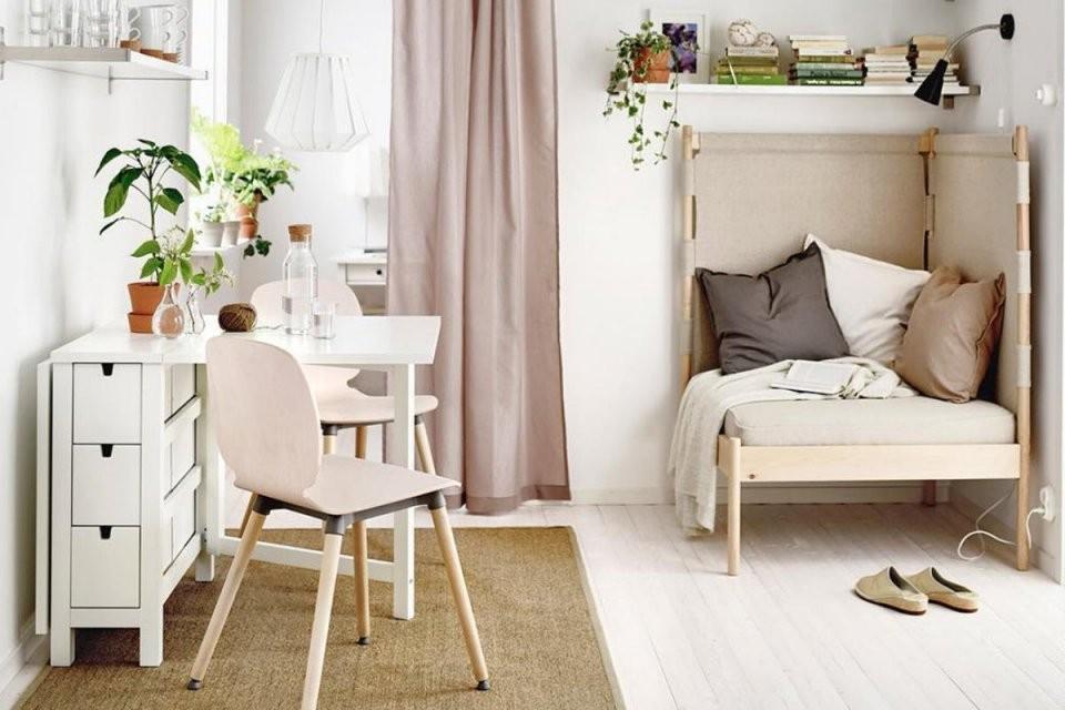Kleine Wohnung Einrichten Tipps Für Mehr Platz  Glamour von Kleine Wohnung Einrichten Tipps Photo