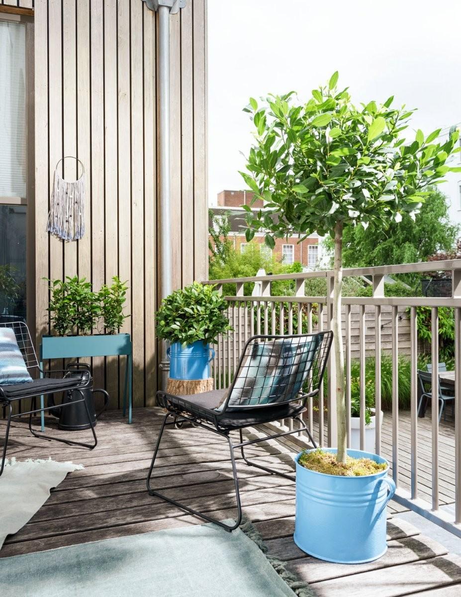 Kleinen Balkon Gestalten Clevere Balkon Ideen Wie Man Ein Stück von Balkon Ideen Kleiner Balkon Bild