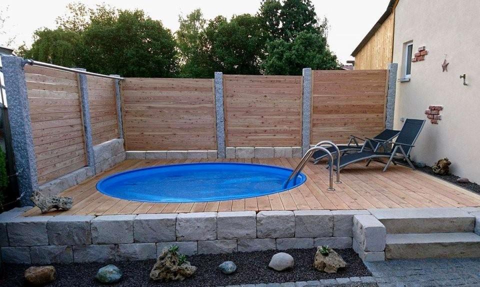 Kleiner Pool Im Garten Selber Bauen Genial 57 Elegant Kleinen Pool von Kleiner Pool Im Garten Selber Bauen Bild