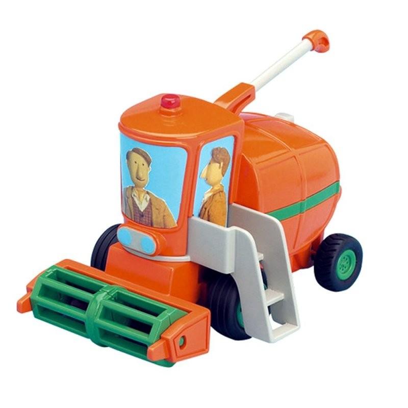 Kleiner Roter Traktor  Ernter Mit Rückzugmotor Weitere Lizenzen von Bettwäsche Kleiner Roter Traktor Bild