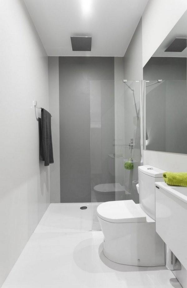 Kleines Bad Einrichten  51 Ideen Für Gestaltung Mit Dusche von Duschideen Für Kleine Bäder Photo