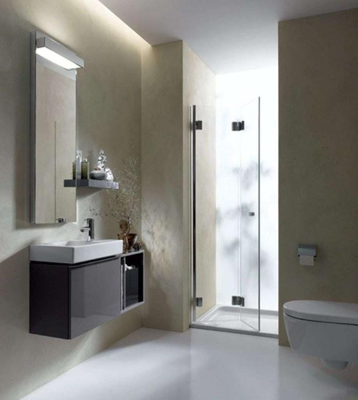 Kleines Badezimmer Planen Tipps + Ideen Zum Einrichten Meinstil von Kleine Bäder Gestalten Beispiele Bild